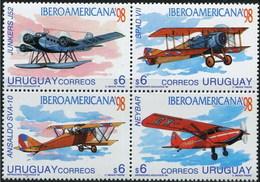Uruguay  ** MNH. 1998 - Uruguay