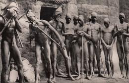 DAHOMEY:  Types Sombas De Nattingou - Dahome