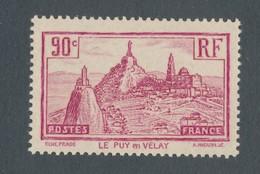 FRANCE - N°290 NEUF**SANS CHARNIERE - 1933 - France
