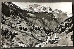 Lauterbrunnental Lütschine Jungfrau - BE Berne