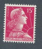 FRANCE - N°1011 NEUF** SANS CHARNIERE - 1955/59 - France