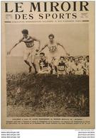 1922 CROSS NATIONAL -  COURSE DE COTE D'ALLAUCH -  JEUX FEMININS DE MONTE CARLO - HÉLICOPTERE PESCARA - HIVER EN SUÉDE - Giornali