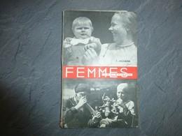 Femmes Soviétiques, F. NIOURINA, 1934, Préface De M. Cachin ; L06 - Boeken, Tijdschriften, Stripverhalen