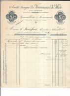 Haute Garonne 31 Toulouse SOCIETE ANONYME DES FERRONNERIES DU MIDI QUICAILLERIE LITS EN FER FABRIQUE DE CHAINES - 1900 – 1949
