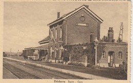 Etichove ,  Etikhove  , Statie , Gare - Maarkedal