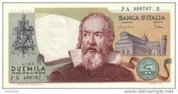 ITALY P. 103c 2000 L 1983 UNC - 2000 Lire