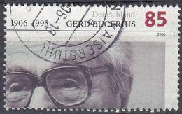 GERMANIA - GERMANY - DEUTSCHLAND - ALLEMAGNE -  2006 - Yvert 2358 Obliterato. - Usati