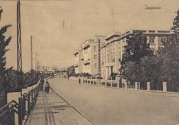 IMPERIA-VIA AURELIA-CARTOLINA VIAGGIATA IL 7-4-1952 - Imperia