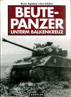 Beutepanzer Unterm Balkenkreuz - Bücher