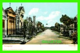 CAMAGUEY, CUBA - CEMETERY - WRITTEN - PUB. BY JUAN MARCOLESCO - - Cuba