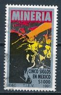 °°° MEXICO - Y&T N°1363 - 1991 °°° - Mexique