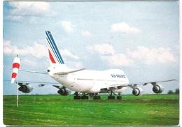 CP BOEING 747 AIR FRANCE - 1946-....: Modern Tijdperk