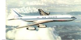 CP BOEING 707 INTERCONTINENTAL - AIR FRANCE - 1946-....: Ere Moderne