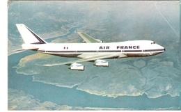 CP BOEING 747 AIR FRANCE - 1946-....: Ere Moderne