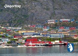 Greenland Qaqortoq View New Postcard Grönland AK - Groenland