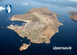 Greenland Upernavik Aerial View New Postcard Grönland AK - Groenland