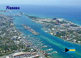 Bahamas Nassau Aerial View New Postcard - Bahamas