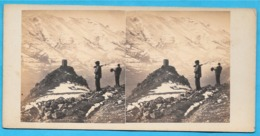 STEREO Ariège (3) - PYRENEES 1860 - Stereo-Photographie