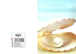 SNAIL * SHELL * CLAM * PEARL * OYSTER * ANIMAL * Lizzy Card P05 * Hungary - Otros