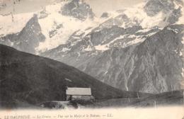 R265628 Le Dauphine. La Grave. Vue Sur La Meije Et Le Rateau. LL. Carte Postale. 1910 - Cartoline