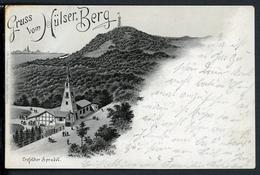 AK Hülserberg Krefeld 1898 Krefelder Sprudel (AK673 - Unclassified
