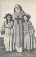 R271339 7701 E. Rotary Photo. The Miracle. Maria Carmi As The Madonna. Camera Picture By Hoppe - Postkaarten