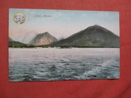 Sitka  Alaska  > Ref  3871 - Sitka