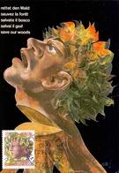 HELVETIA  SWISS HANS ERNI BERN MAXIMUM   POST CARD  (GENN201538) - Impressionismo