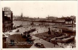 6BN 1O14. CHERBOURG - VUE PANORAMIQUE DE L'AVANT PORT - Cherbourg