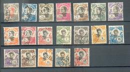 INDO 564 - YT 96 à 114 ° Obli - Indochine (1889-1945)