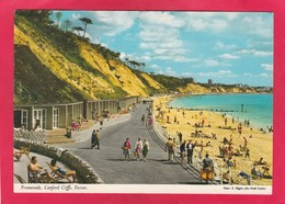 Modern Post Card Of Promenade,Canford Cliffs,Dorset,England.P27. - Inghilterra