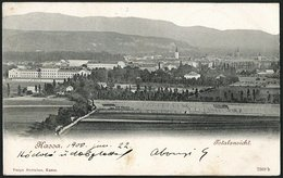 Slovakia / Hungary: Kassa (Kosice / Kaschau), Panorama  1900 - Eslovaquia