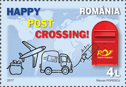 Romania 2017 / Postcrosing - Post