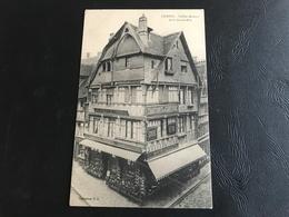 LISIEUX Vieilles Maisons De La Grande Rue - Lisieux