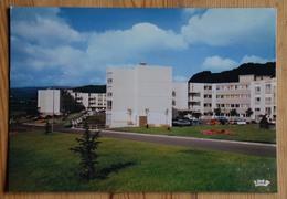 63 : Cebazat - C.H.R.U. - Hôpital - Centre Hospitalier Régional Universitaire - Trace D'étiquette Bas Droite - (n°17104) - Francia