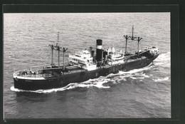 Fotografie Frachtschiff Leon Mazella In Fahrt - Barcos