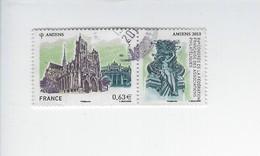86ème Congrès De La Fédération Française Des Associations Philatélique à Amiens 4748 Oblitéré 2013 - Gebruikt