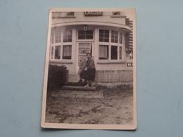 Brasserie 'T WIT PAARD > J. Dhooghe-Nieuwenhuysen ( Krant - Kalender 1956 ) KLEINE BARREEL ( Zie Foto's ) ! - Lieux