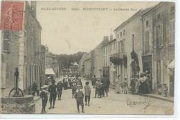 Moncoutant- La Grande Rue - Moncoutant