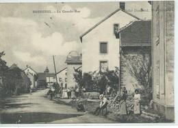 Bussurel-La Grande-Rue - France