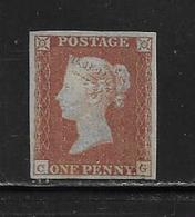 GRANDE BRETAGNE  ( EUGDB - 80 )  1841 N° YVERT ET TELLIER N° 3 NSG - 1840-1901 (Victoria)