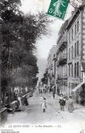 63 - Mont-Dore - La Rue Ménadier - Le Mont Dore
