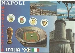 Italia 90 Stade De Naples,stadion Stadium Estadio Stadion Mondialcalcio - Voetbal