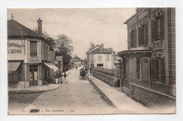 - CPA AVON (77) - Rue Gambetta 1914 (avec Personnages) - Editions Lévy N° 5 - - Avon