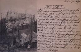 Onhaye // Ancienne Carte 1899 // Ruines De Montaigle - Onhaye