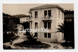 - CPA LAIGUEGLIA (Italie) - VILLA IDA BIANCA 1927 - - Italia