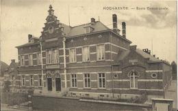 Hoegaarden - Hougaerde (près Tirlemont) - Ecole Communale - Hoegaarden