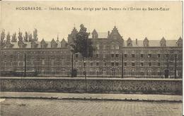 Hoegaarden - Hougaerde (près Tirlemont) - Institut Ste Anne Dirigé Par Les Dames De L'Union Au Sacré-Coeur - Hoegaarden