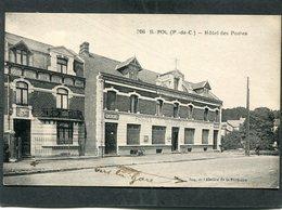CPA - SAINT POL - Hôtel Des Postes Télégraphes Téléphones - Saint Pol Sur Ternoise