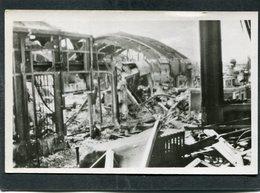 CPSM Format CPA - Guerre 39-45 - Dépôt Des Locomotives De BETHUNE - Vue Extérieure De L'Atelier - Bethune